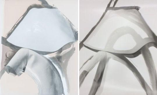 Exposition de Gérald Incandela du 4 novembre au 26 décembre 2015 à la Galerie Atelier 28, Lyon