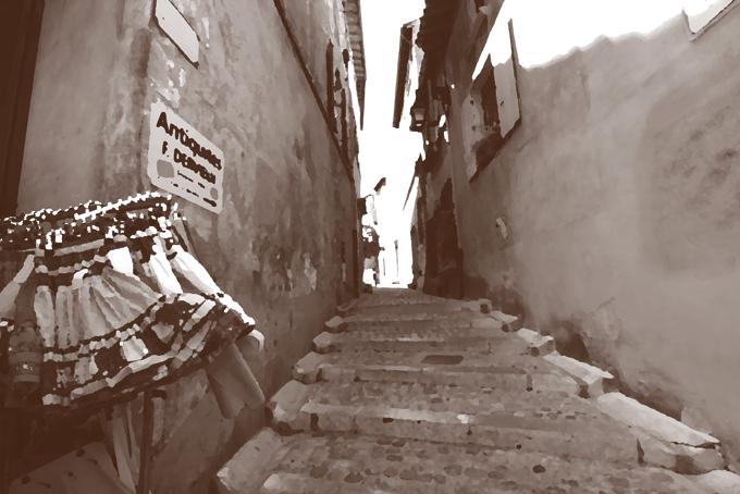 Arles juillet 2015 © PA