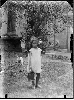 Rhodia enfant. © Musée Bourdelle / Roger-Viollet