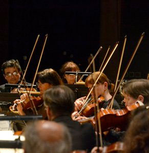 Orchestre Régional Avignon-Provence : Mozart, Mendelssohn, Beethoven, le 15 décembre 2015 à la Garance, Cavaillon