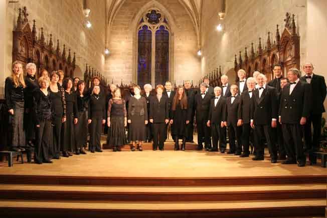 Concert du Chœur Madrigal et orgue, église de Tain l'Hermitage, le 16 janvier 2015