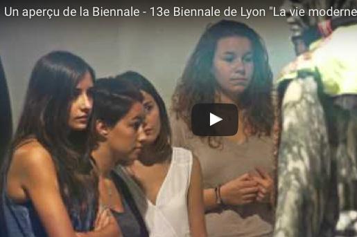 La Biennale de Lyon s'achève après 4 mois d'exposition : 250 000 visiteurs au compteur !