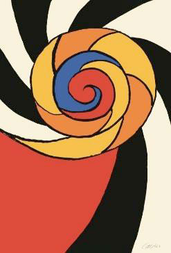 Alexander Calder, Le Turban, 1969