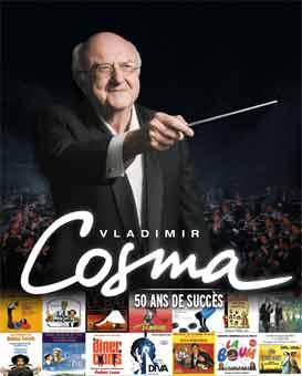 Vladimir Cosma : une 1ère tournée événement pour 50 ans de succès !