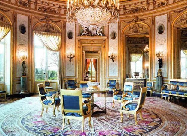 Le palais de la l gion d honneur paris retrouve son clat for Salon uv paris