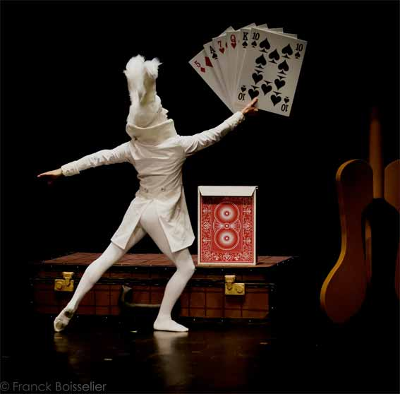 Le Festival International de Magie 2016 à Lyon les 19 et 20 mars à la salle « Rameau »