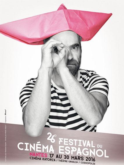 26e édition du Festival du Cinéma Espagnol de Nantes du 17 au 30 mars 2016