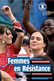 Femmes en Résistance, du 20 avril au 28 août 2016 à Valence, Drôme