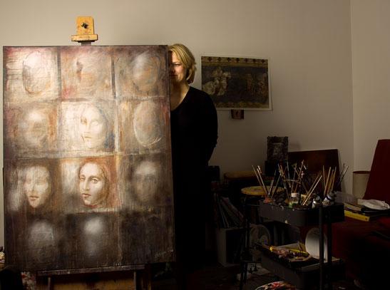 Svetlana Arefiev © Photo Christophe Cheron