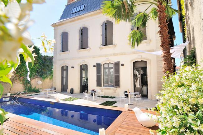 L'Hotel Particulier, à Béziers, décroche ses quatre étoiles