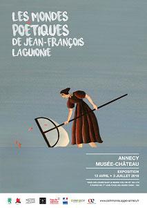Les mondes poétiques de Jean-François Laguionie (Cinéma d'animation), exposition au Musée-Château d'Annecy du 13 avril au 3 juillet 2016