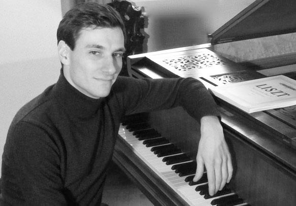 Grégoire Humbert en concert au Château Saint Esteve d'Uchaux (84) le 24 avril 2016 à 18h