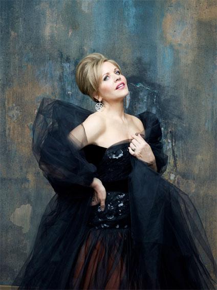 L'art du chant de Renée Fleming à l'Opéra de Monte-Carlo