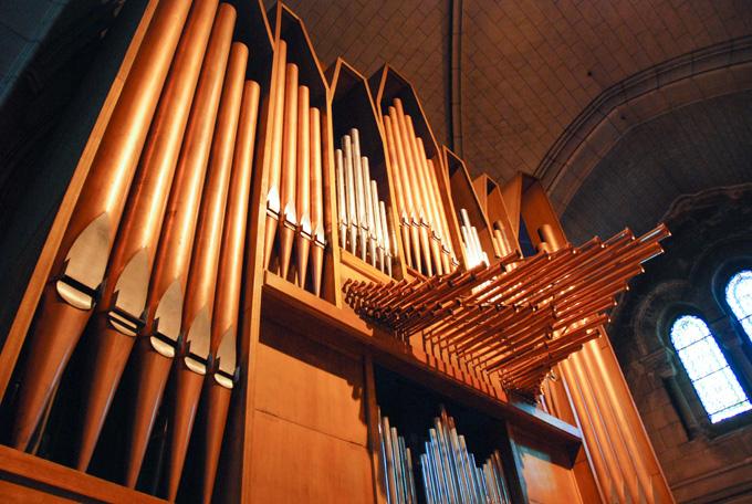 Orgue de la cathédrale Saint-Charles