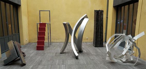 Sculpture en partage, 5 ans d'acquisitions à la Fondation Villa Datris de 2011 à 2015, Isle sur Sorgue, du 5 mai au 11 novembre 2016