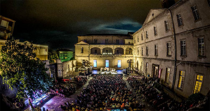 Concert à Aubenas © DR