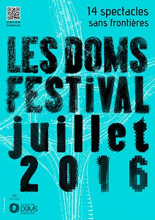 Théâtre des Doms / festival d'Avignon 2016