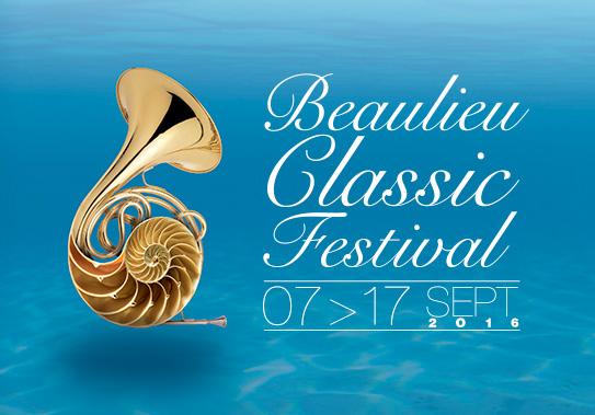 Beaulieu Classic Festival du 7 au 17 septembre 2016 à Beaulieu (06)