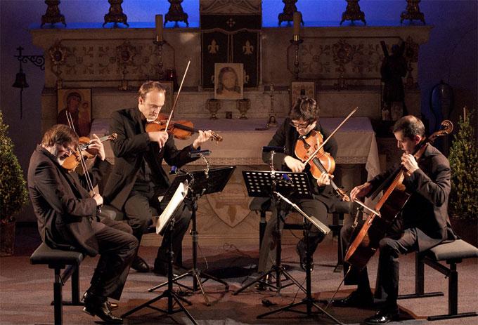 Festival de quatuors à cordes en Pays de Fayence 2016