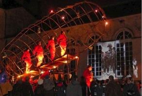 Saint-Agrève - St-Jean-de-Muzols (07) : La Barakapalabres et 'Le Chemin des Hommes', Traversée poétique du premier conflit mondial. lundi 4 août