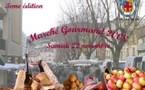 Tarare, Rhône. Marché gourmand et Foire de Tarare célèbrent le beaujolais nouveau