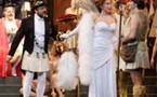 26, 27, 28, 31/12/08 - Lausanne, Opéra de Lausanne : La belle Hélène - Jacques Offenbach (1819-1880)