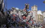 Las Fallas de Valencia classées au Patrimoine Culturel Immatériel de l'Humanité par l'UNESCO