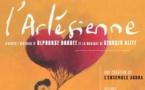 L'Arlésienne de Bizet, par l'Ensemble Agora, Opéra National de Lyon les 6 et 7 février 2017 à 18H30