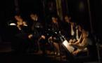 La Compagnie Maguy Marin reprend la pièce Ha ! Ha ! créée en 2006 pour 3 représentations à RAMDAM, un centre d'art, Sainte Foy-Lès-Lyon,  du 16 au 18 février à 20h00