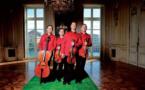 Quatuor Debussy & Pascal Contet, accordéon, au Théâtre de la Croix-Rousse, Lyon, le 14 février 2017 - 21h