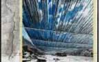 13/02 au 24/05 > Christo et Jeanne-Claude : Overthe River, a Work in Progress, à la Fondation de l'Harmitage à Lausanne