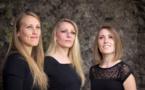 Trio vocal Malincka, Salle Brassens, Tournon (07) le 17 Mars à 20 h 30