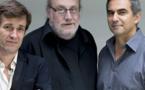Emler, Tchamitchian, Echampard Trio en concert au Théâtre Denis, Hyères, le 10 mars 2017