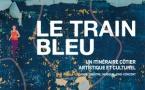 Le Train Bleu du 31 mars au 9 avril 2017, de Marseille à Ensuès-la-Redonne, de Martigues à Port-de-Bouc et Istres