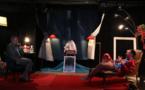 Les Créanciers de Strindberg au Théâtre Athena de Nice. La Comédie Nomade porte à l'incandescence le génie de souffrir