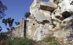 Réouverture de l'Ermitage St Pierre de Montmajour, Arles, le 15 avril 2017