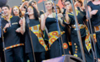 Concert de gospel au Musée Gallo-Romain de Vienne avec le groupe vocal « Entre ciel et terre » le 29 avril 2017 à 18h30