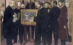 Maurice Denis et Eugène Delacroix, de l'atelier au musée, Musée Delacroix, Paris, du 3 mai au 28 aout 2017