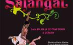 18, 19 et 20 Mai, Danse indienne : Salangaï au Théâtre Paris Plaine, Chorégraphies d'Anusha Cherer et de Radja Basté.