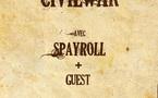 25 avril, Civil War + Spayroll + Guest à l'Elmediator à Perpignan
