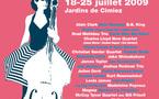 18 au 25 Juillet 09, Nice Jazz Festival  aux Jardins de Cimiez à Nice, Brad Mehldau Trio, Aldo Romano, Keith Emerson Band, McCoy Tyner Quartet, Richard Galliano Quartet, Chick Corea, Sonny Rollins
