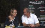 Visite de la Ministre de La Culture  au Théâtre Toursky à Marseille :  « Prenez-le comme un signal fort »