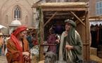 12 septembre, Le marché médiéval de Perpignan