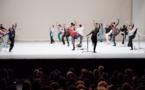 Plus de 7 000 personnes à l'Opéra de Lyon dans les coulisses du ballet. 9 septembre 2017
