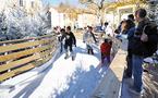 19 décembre au 4 janvier, Carqueiranne (83) fête Noël sur la glace : Aire de Noël  2009