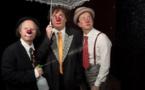 Le ratage érigé en art. Spectacle des Nouveaux Nez : Triiio - Piola, Fritz et Félix. 8 au 12 décembre 2017 à Bourg-Saint-Andéol, Ardèche