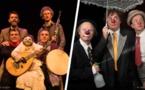 Histoires musicales et trio de clowns à La Croix-Rousse (Lyon) ! Novembre 2017