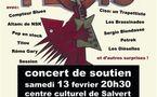 13 février, venez remettre Musiques...à flots ! à Attignat (01). Un concert de soutien d'exception pour le Festival Musiques à Flots