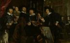Les chefs de la confrérie des arbalétriers de saint Sébastien (1653), de Bartholomeus van der Helst (vers 1613-1670)