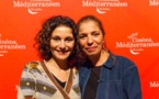 """La comédienne Nadia Kaci et la réalisatrice Rayhana venues présenter """"À mon âge je me cache encore pour fumer"""""""